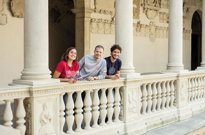 Collegamento a Unipd climbs 2 positions in the Best Global Universities International Rankings