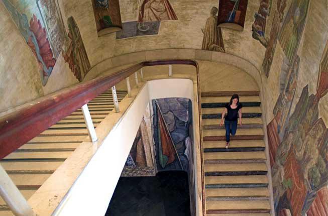 Collegamento a Visit Palazzo Bo, the ancient heart of the University of Padova