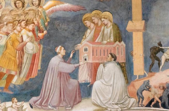 Collegamento a The Scrovegni Chapel: a film to celebrate 715 years of beauty