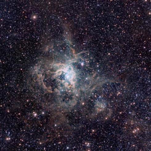Binary stars: love and betrayal during the Big Bang