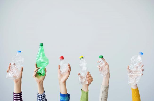 Collegamento a Unipd reduces plastic to protect the environment