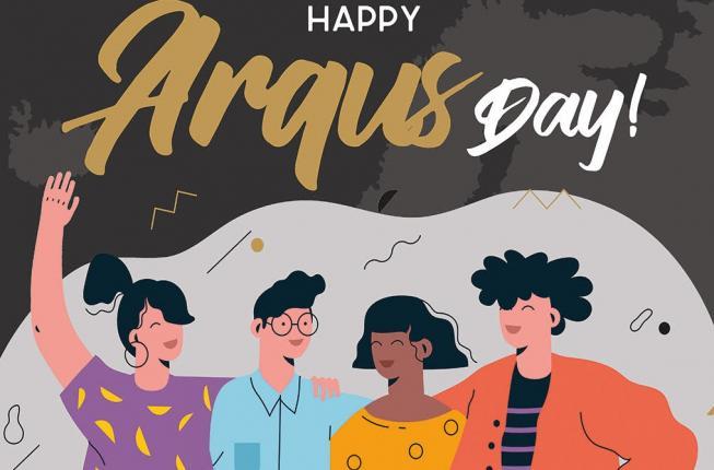 Collegamento a Happy first Arqus Day!