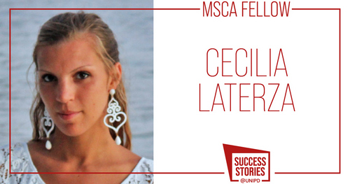 MSCA Fellow: Cecilia Laterza