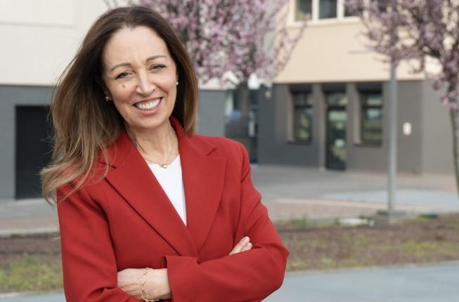 Collegamento a Daniela Mapelli, the new University of Padua Rector
