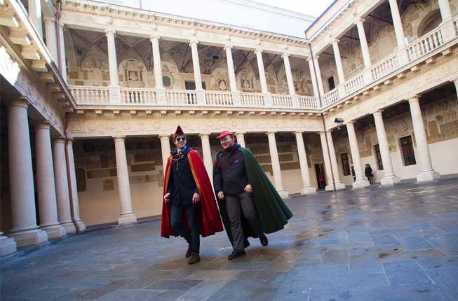 Collegamento a Discover Palazzo Bo, the ancient heart of the University of Padova