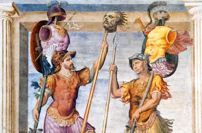 Collegamento a Join the guided tours to the Hall of the Giants at Palazzo Liviano on August 4
