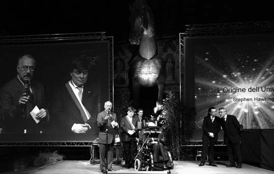 Addio Stephen Hawking Hawking2