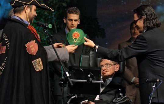 Addio Stephen Hawking Hawking3