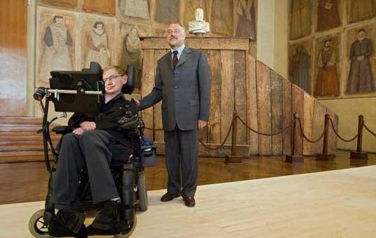 Addio Stephen Hawking Hawking4