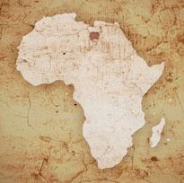 africa mappa