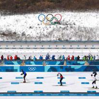 gara di fondo olimpiadi