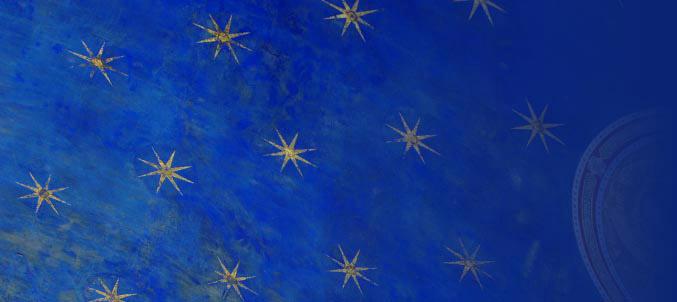 Cielo stellato Giotto