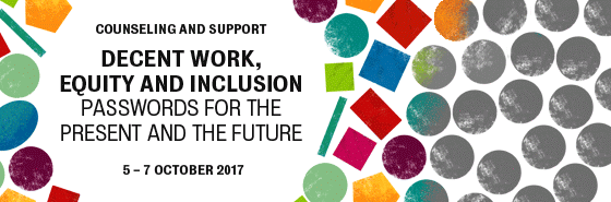 Decent work, Equity and Inclusion. Password for the present and the future