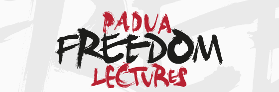 padua freedom lectures