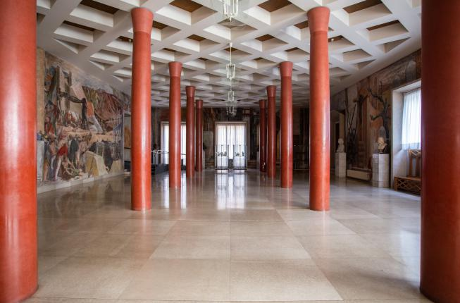 Collegamento a Sugli spazi del Teatro di fisica sperimentale: la Basilica di Palazzo Bo