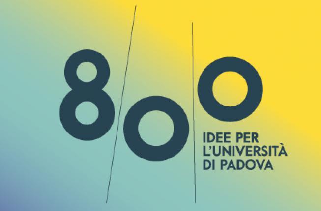 Collegamento a 800 idee per l'Università di Padova: la premiazione in Orto botanico