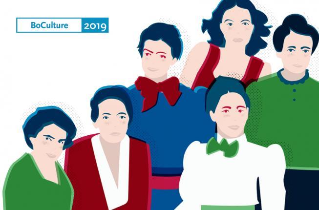 Collegamento a Sei donne che hanno cambiato il mondo