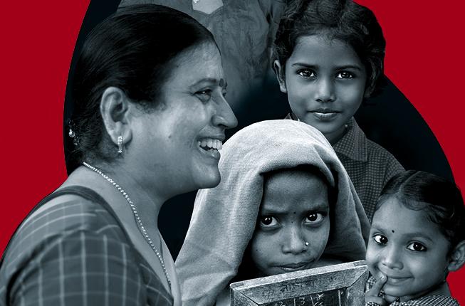 Collegamento a Parità di genere e crescita inclusivain India
