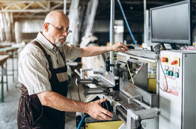 Collegamento a Il progetto Maia, per indagare l'aumento dell'età media della forza lavoro