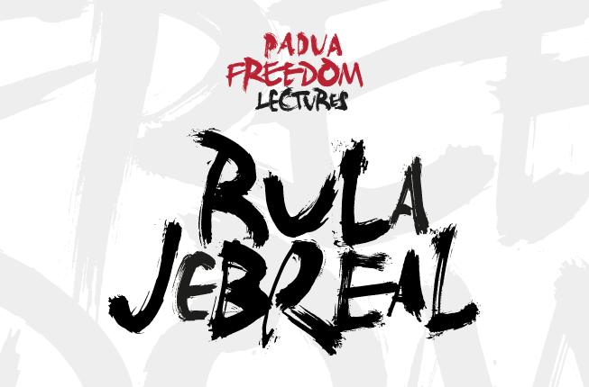Collegamento a La giornalista Rula Jebreal ospite al Bo per le Freedom Lectures