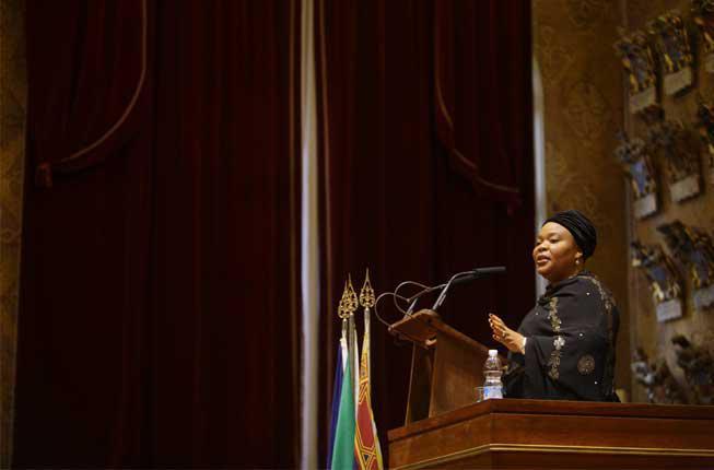 Collegamento a Leymah Gbowee, il primo premio Nobel per la pace al Bo
