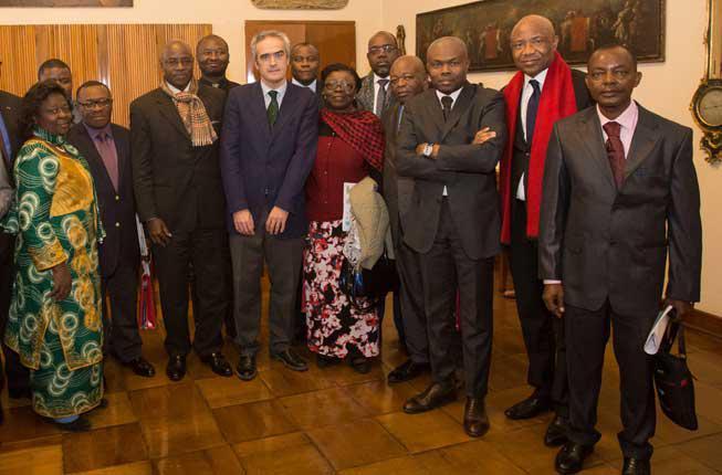 Collegamento a Unipd e Camerun: si rafforza la collaborazione