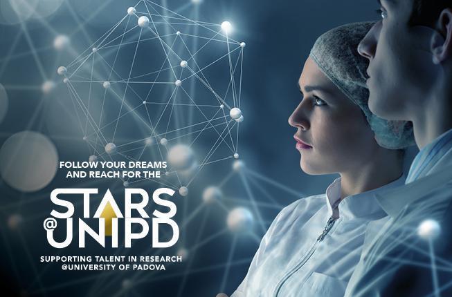 Collegamento a Stars@Unipd promuove la ricerca con 7 milioni di euro