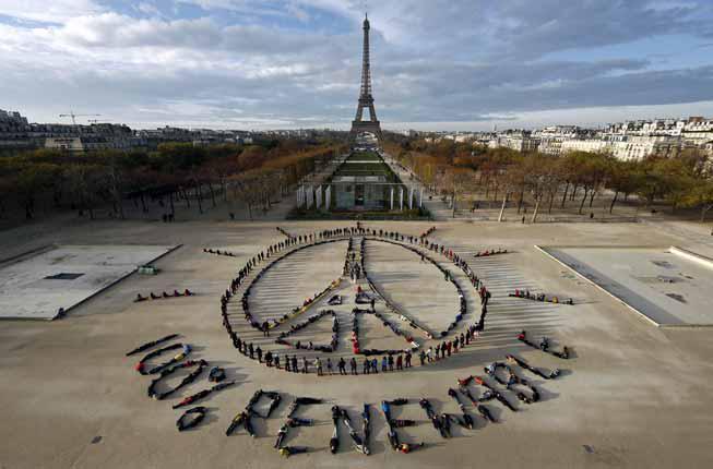 Collegamento a Segnali di pace, non di guerra