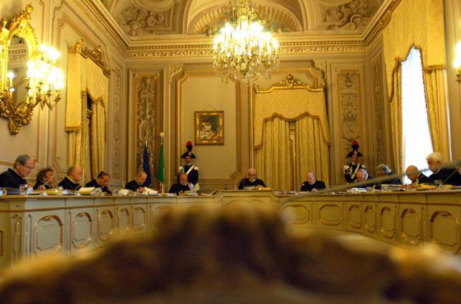 Collegamento a Consulta, Luca Antonini eletto giudice
