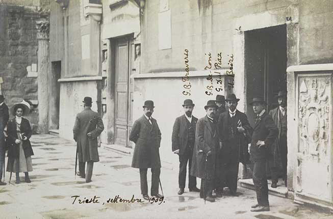 Collegamento a Antonio De Toni, geologo Unipd e soldato all'alba della Grande guerra