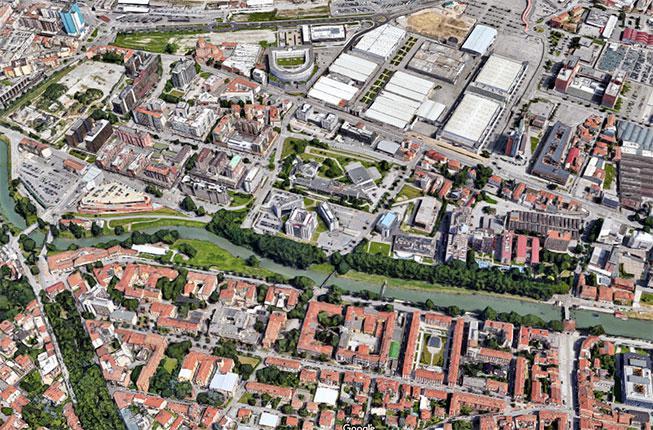 Collegamento a Padova: Università e aziende in Fiera. Via al nuovo Hub per l'innovazione