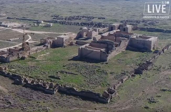 Collegamento a Hatra, un patrimonio artistico e archeologico a rischio