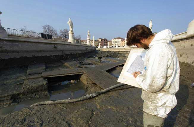 Collegamento a Teatro Zairo, nuove scoperte dagli scavi in Prato della Valle