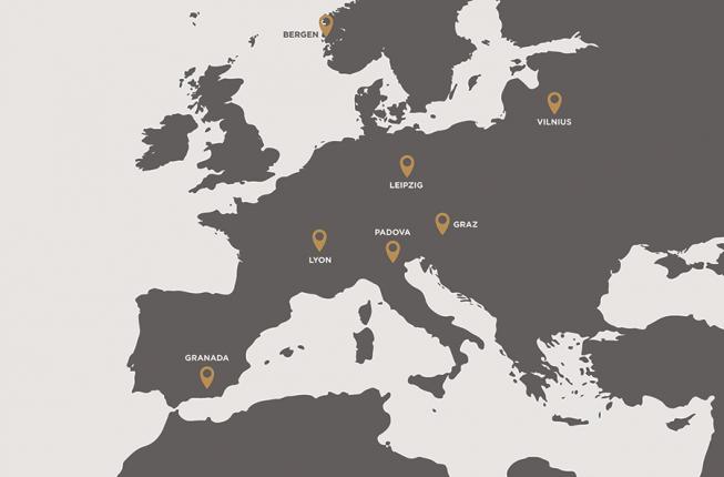 Collegamento a Posti Erasmus in più con l'Open Arqus Mobility
