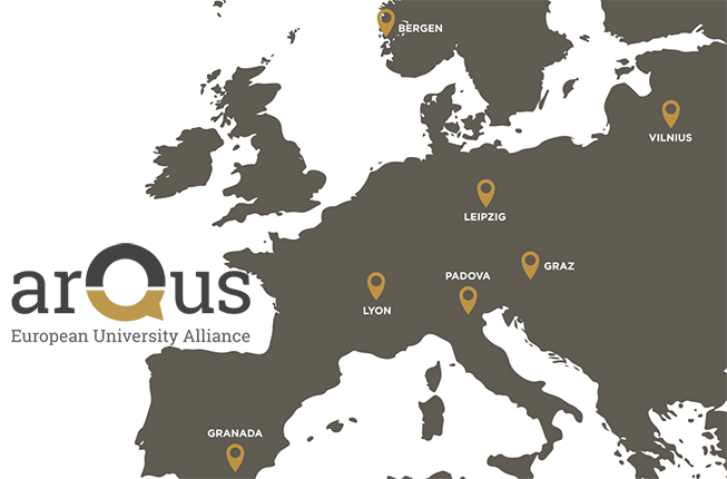 Collegamento a Arqus: l'avvio ufficiale di una visione a lungo termine