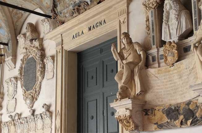 Collegamento a Riprende la didattica in Ateneo: il webinar del rettore