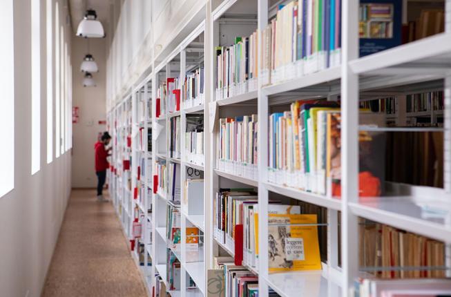 Collegamento a Torniamo a studiare in biblioteca, al 100%