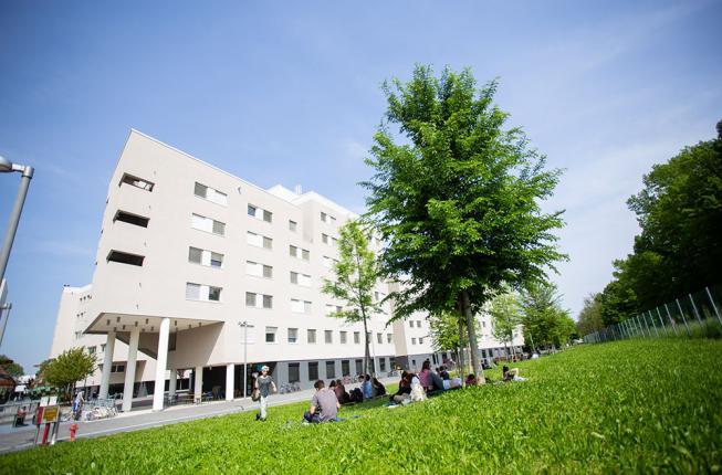 Collegamento a Per studentesse e studenti, borse di studio regionali e alloggi Esu