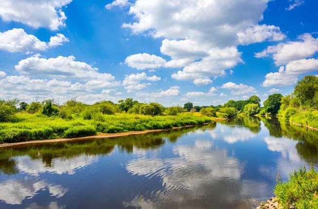 Collegamento a Vie d'acqua e corridoi ecologici