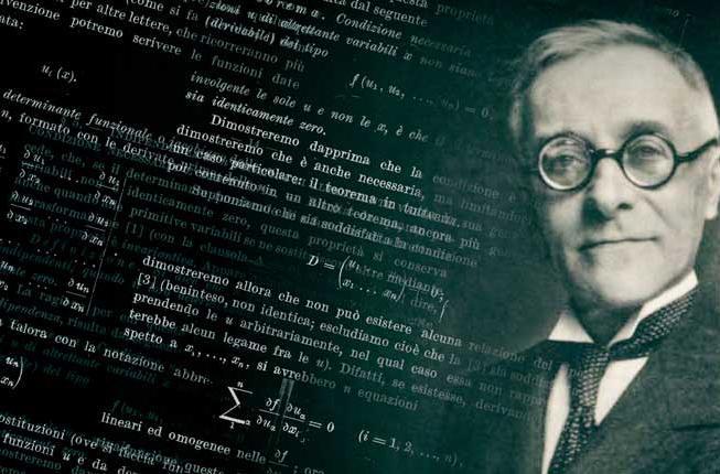 Collegamento a Tullio Levi-Civita, il matematico padovano che corresse Einstein