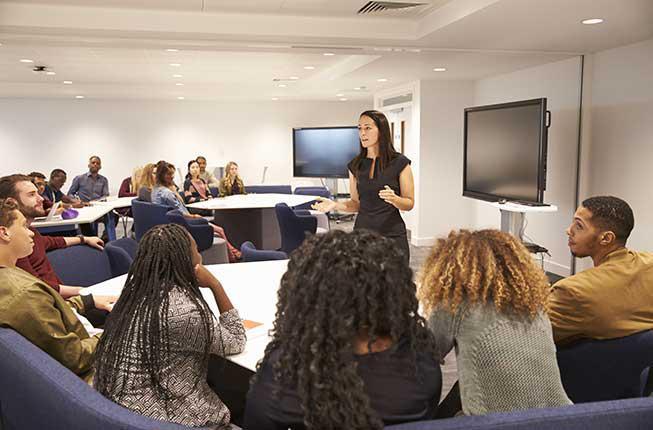 Collegamento a Didattica innovativa e nuove strategie d'insegnamento per la terza edizione di 'Teaching4Learning - New Faculty'