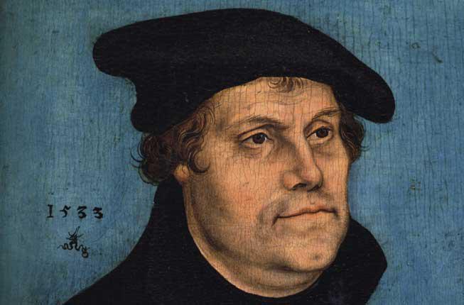Collegamento a Alle origini della grande frattura religiosa europea: Lutero e la libertà del cristiano