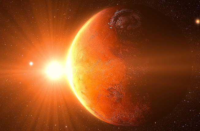"""Collegamento a Dopo Insight, su Marte una """"talpa"""" padovana"""