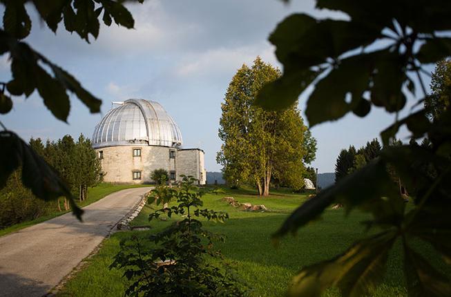 Collegamento a All'Osservatorio di Asiago per ammirare il cielo dell'estate