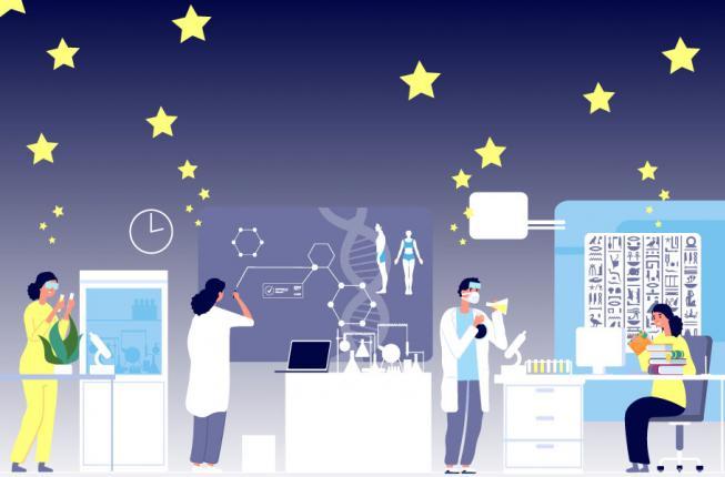 Collegamento a Stars@Unipd 2021: un bando a supporto del talento nella ricerca