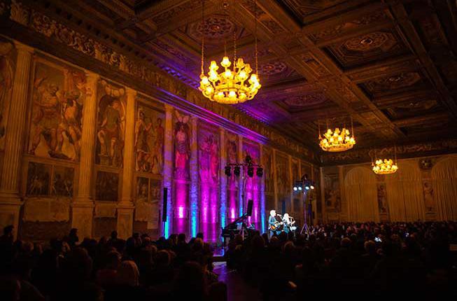 Collegamento a Musica e teatro all'Università di Padova, con Risvegli
