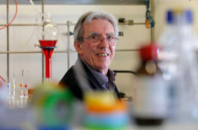 Collegamento a Jean-Pierre Sauvage,un Nobel al Bo
