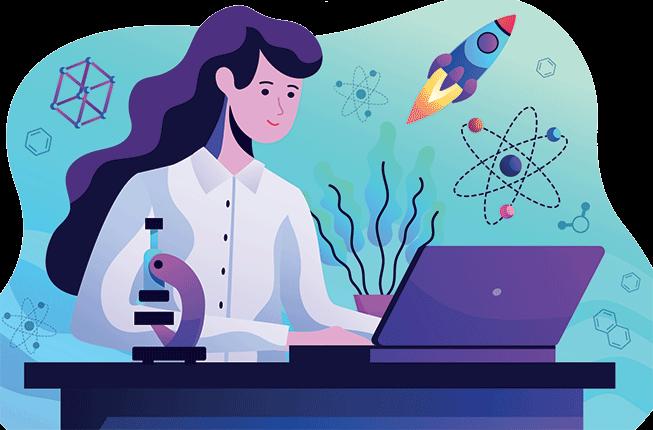 Collegamento a STEMming the gap, per l'occupazione al femminile nei settori tecnico-scientifici