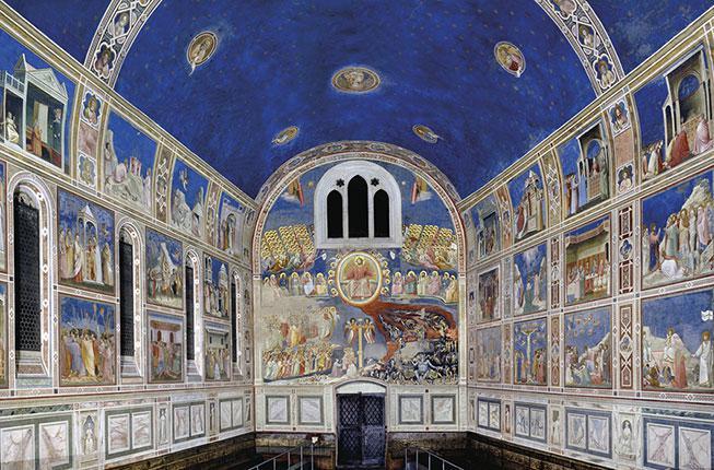 Collegamento a Un video racconta la cappella degli Scrovegni e i suoi restauri