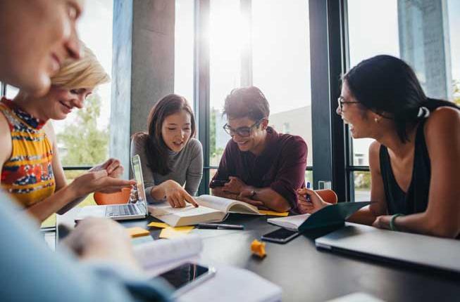 Collegamento a Sviluppare competenze trasversali per affrontare il mondo del lavoro